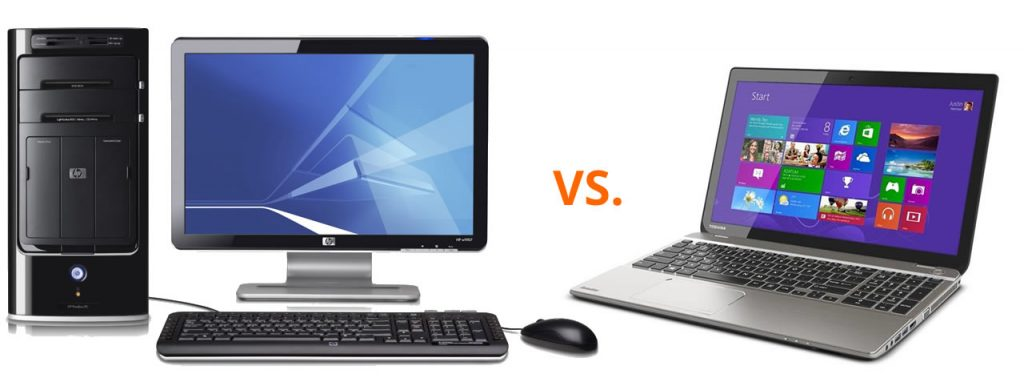 لپ تاپ یا کامپیوتر