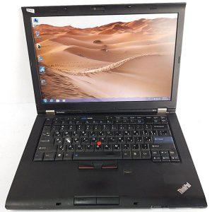 قیمت لپ تاپ کارکرده لنوو Lenovo T410