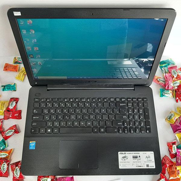 قیمت لپ تاپ کارکرده ایسوس Asus X554L