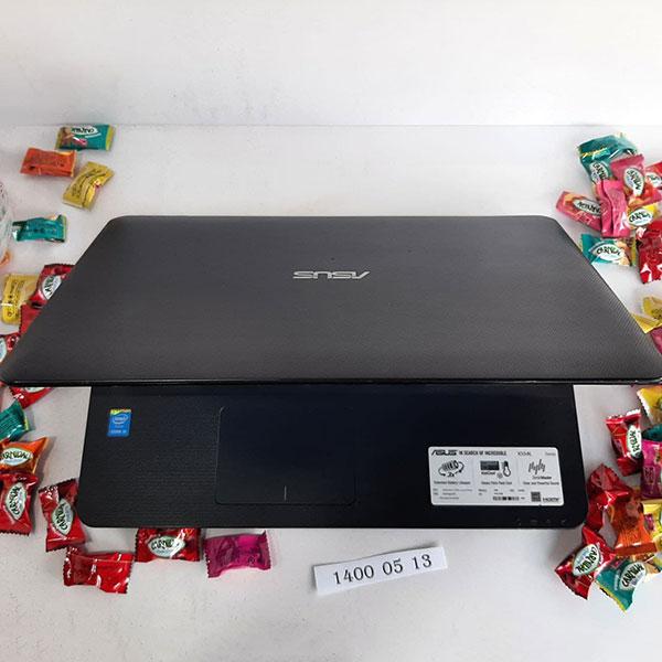 فروش لپ تاپ کارکرده ایسوس Asus X554L