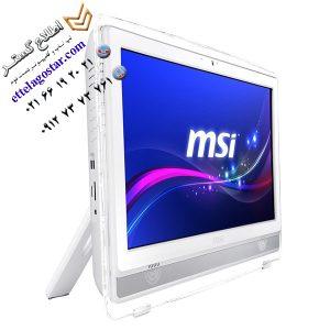 کارکرده آل این وان Msi AE2081G