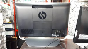 All in on Hp TouchSmart 7320
