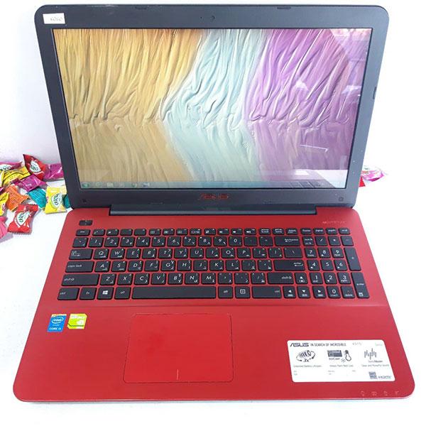 قیمت لپ تاپ استوک ایسوس Asus K555L