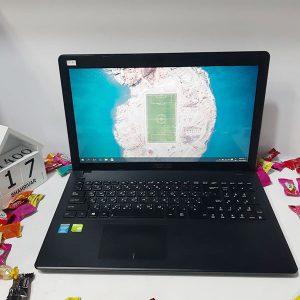 قیمت لپ تاپ کارکرده ایسوس Asus X552L