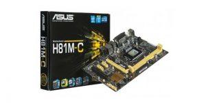 ایسوس ASUS H81M-C
