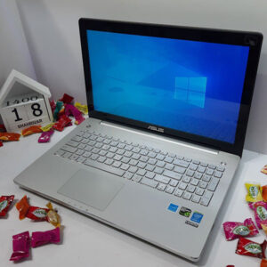 مشخصات فنی لپ تاپ کارکرده ایسوس ASUS N550J
