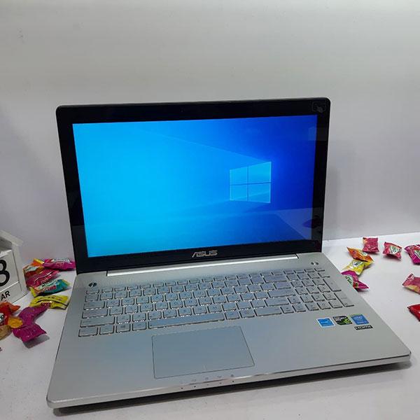 خرید لپ تاپ کارکرده ایسوس ASUS N550J