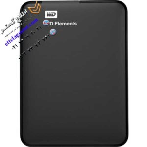 وسترن Western Digital Elements