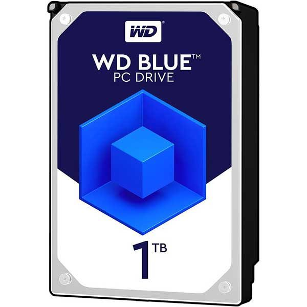 وسترن Western Blue WD10EZEX