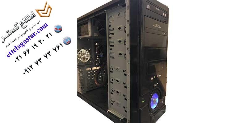 کامپیوتر کارکرده گیگابایت