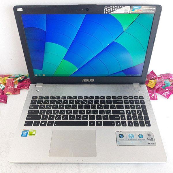 خرید لپ تاپ کارکرده ایسوس ASUS N56JK