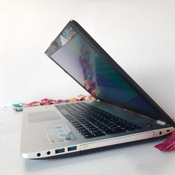 مشخصات فنی لپ تاپ استوک ایسوس ASUS N56J