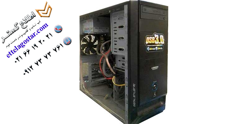 کامپیوتر استوک رومیزی