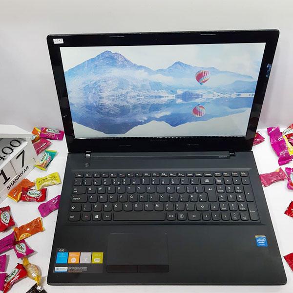 قیمت لپ تاپ کارکرده لنوو Lenovo G50-30