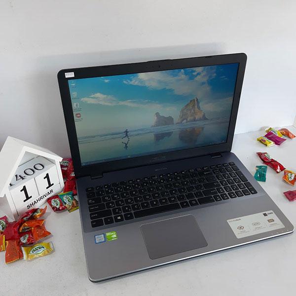 خریدار لپ تاپ کارکرده ایسوس Asus R542U