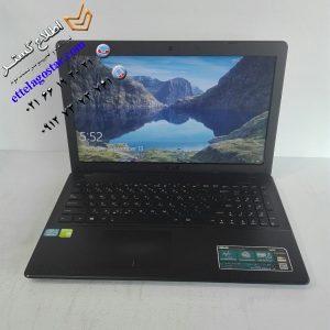 لپ تاپ کارکرده ایسوس Asus x552C با پردازنده i3