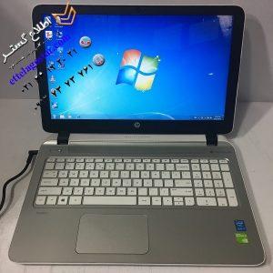 لپ تاپ کارکرده اچ پی Hp 15-p219nia با پردازنده i7