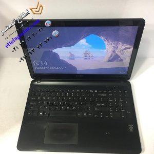 لپ تاپ کارکرده سونی Sony SVF153A1YW با پردازنده i7
