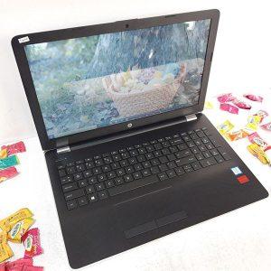 کیبورد و تاچ پد لپ تاپ کارکرده اچ پی Hp 15-bs085nia با پردازنده i7