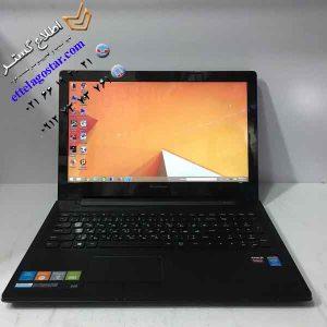 لپ تاپ کارکرده لنوو G50-70 با پردازنده i5:4200u