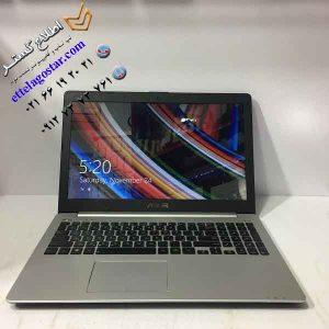 لپ تاپ کارکرده ایسوس Asus K551L با پردازنده i7