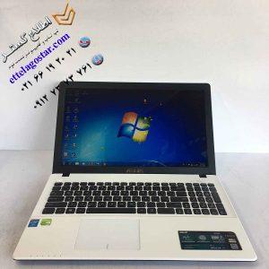 لپ تاپ کارکرده ایسوس Asus X550L با پردازنده i7
