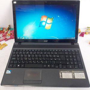 لپ تاپ کارکرده Acer Aspire 5733Z