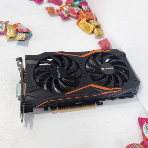 GIGABYTE GeForce GTX 1050 Ti