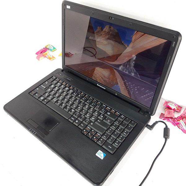 لپ تاپ کارکرده لنوو Lenovo B550