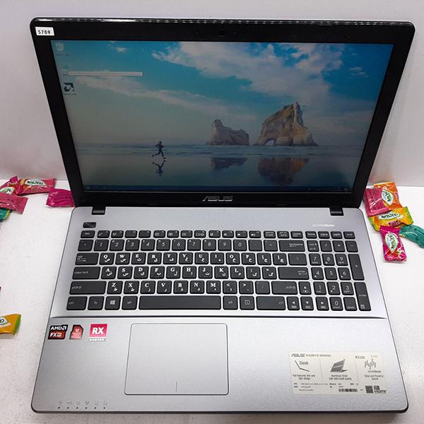 لپ تاپ کارکرده ایسوس Asus R510i