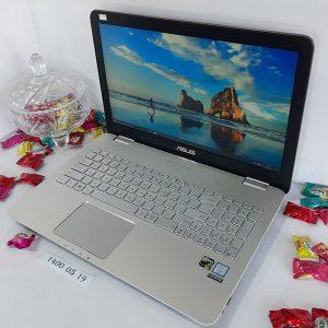 خرید لپ تاپ کارکرده ایسوس Asus N551v