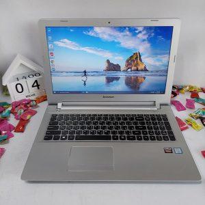 قیمت لپ تاپ کارکرده لنوو Lenovo Ideapad 500