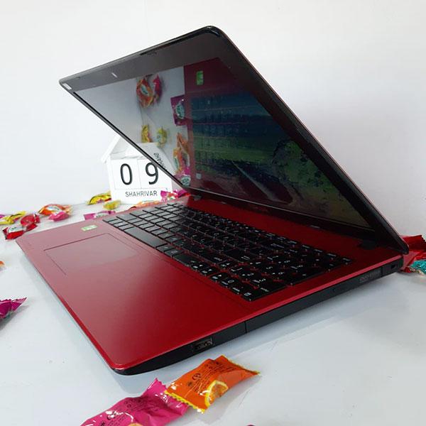 قیمت لپ تاپ کارکرده ایسوس Asus X550L