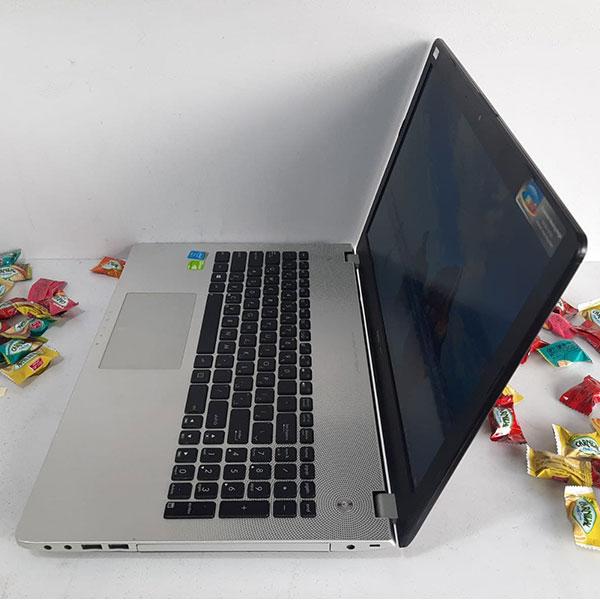 خرید لپ تاپ کارکردهایسوس Asus N56j