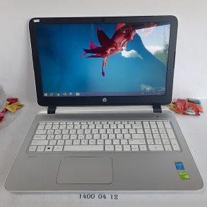 قیمت لپ تاپ کارکرده اچ پی Hp 15-P115ne