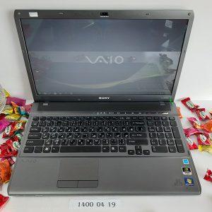 قیمت لپ تاپ کارکرده سونی VAIO VPCF1