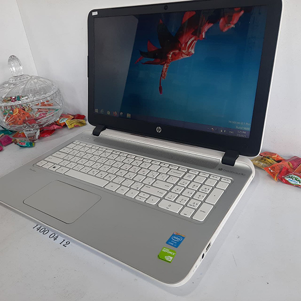 فروش لپ تاپ کارکرده اچ پی Hp 15-P115ne
