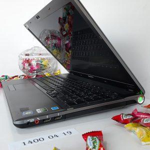 خرید لپ تاپ کارکرده سونی VAIO VPCF1