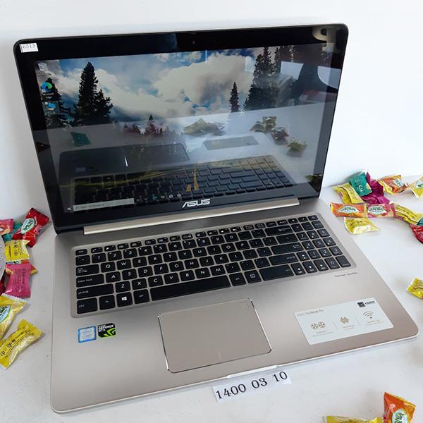 صفحه نمایش لپ تاپ کارکرده ایسوس VivoBook Pro N580GD