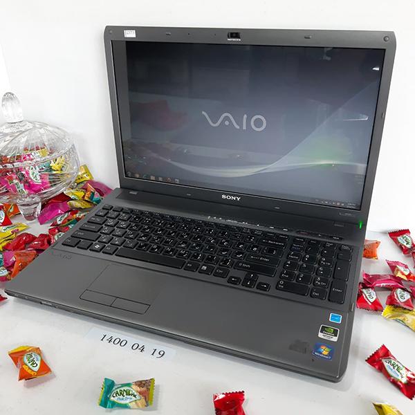 صفحه نمایش لپ تاپ کارکرده سونی VAIO VPCF1