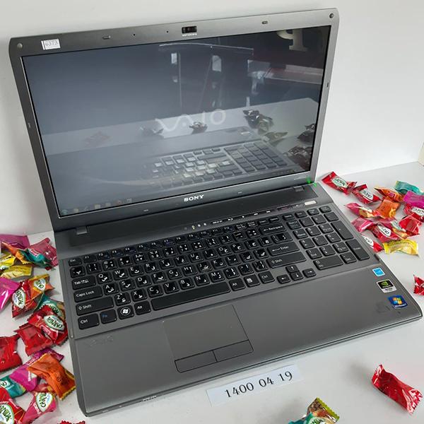 باتری لپ تاپ کارکرده سونی VAIO VPCF1