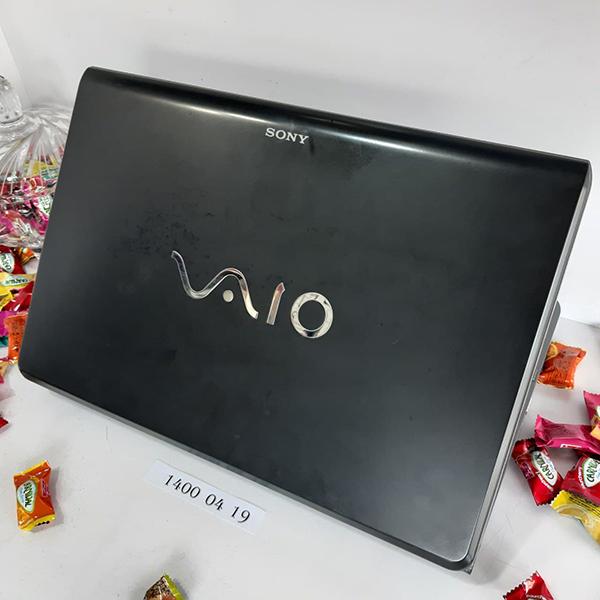 فروش لپ تاپ کارکرده سونی VAIO VPCF1