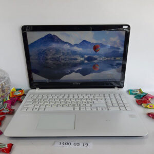 خریدار نقد لپ تاپ ، لپ تاپ کارکرده سونی SONY VAIO SVF152A