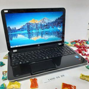 فروش لپ تاپ کارکرده اچ پی Pavilion 15-e101tx