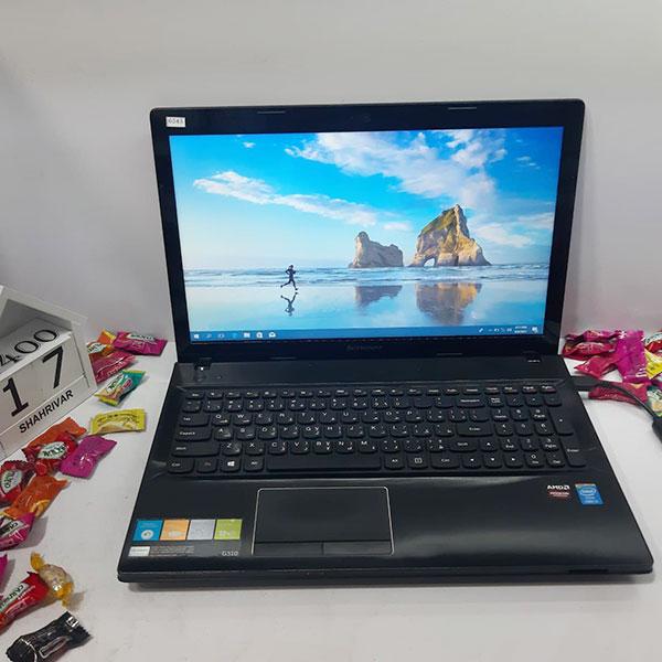 قیمت لپ تاپ کارکرده لنوو Lenovo G510